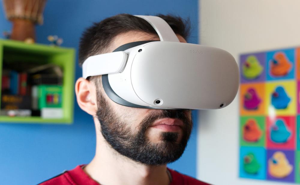 Porno en realidad virtual con el Oculus Quest 2