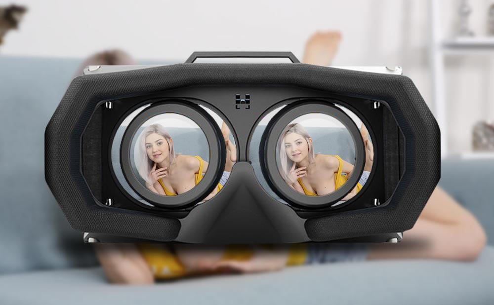 Sitios porno de realidad virtual