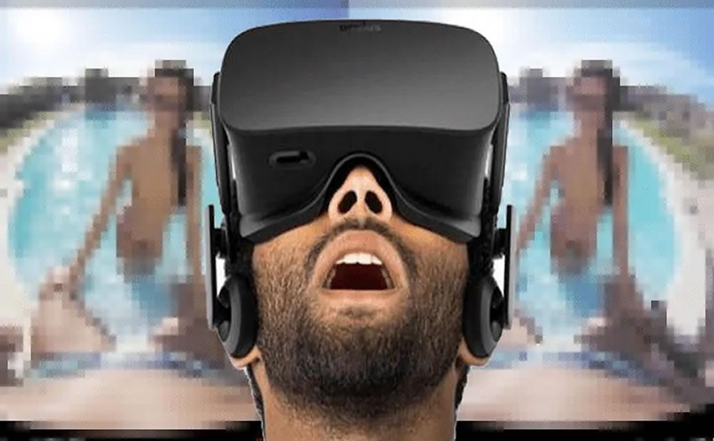 Cómo ver vídeos porno VR