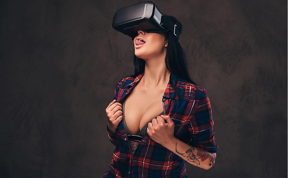 ¿Consumir porno VR es ser infiel?