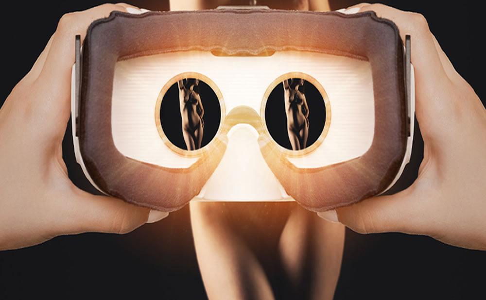 La experiencia del porno con VR: Cómo es tu cerebro en el porno VR