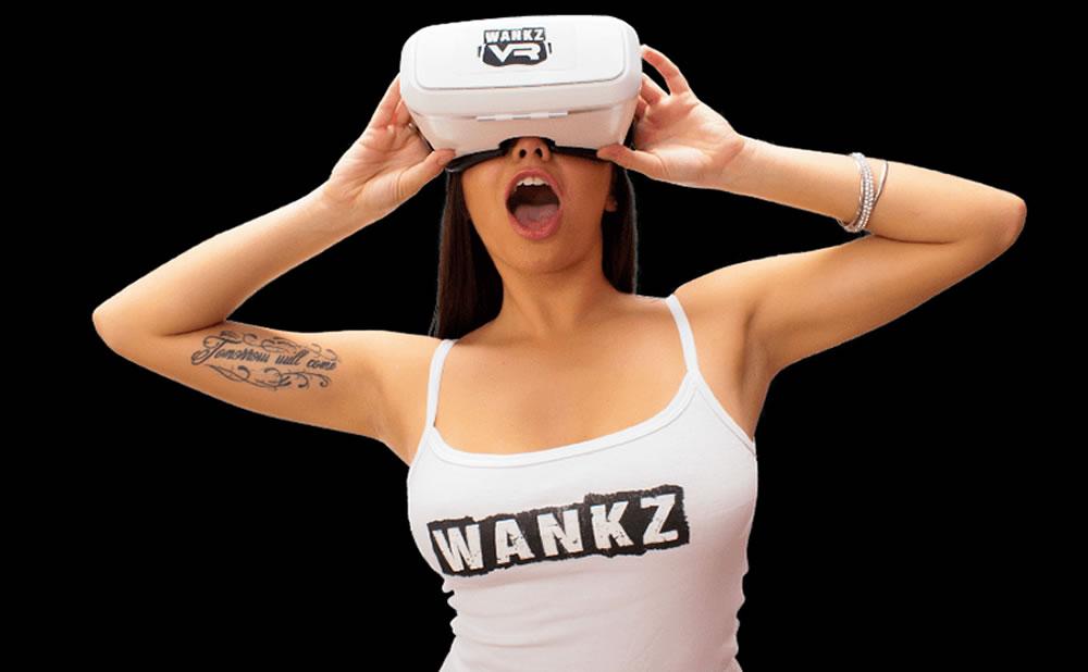 Reseña de Wankz VR: Sitio de realidad virtual sobre chicas seductoras haciendo burla verbal y genitales cerca