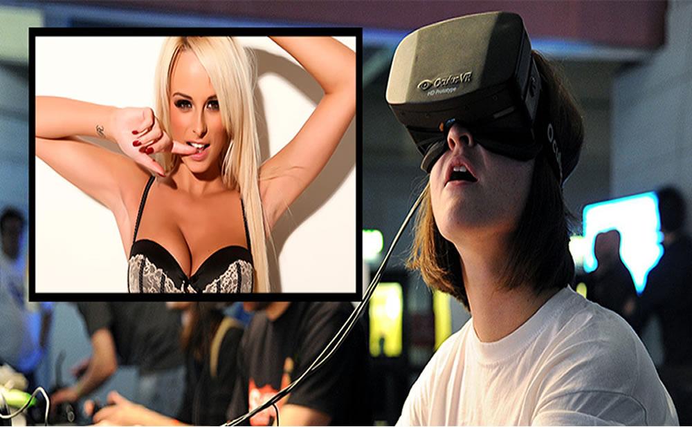 Aprovecha al máximo la pornografía en realidad virtual