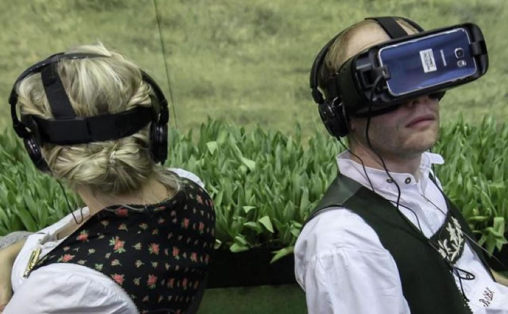Citas de VR: ¿Es el futuro de las citas?