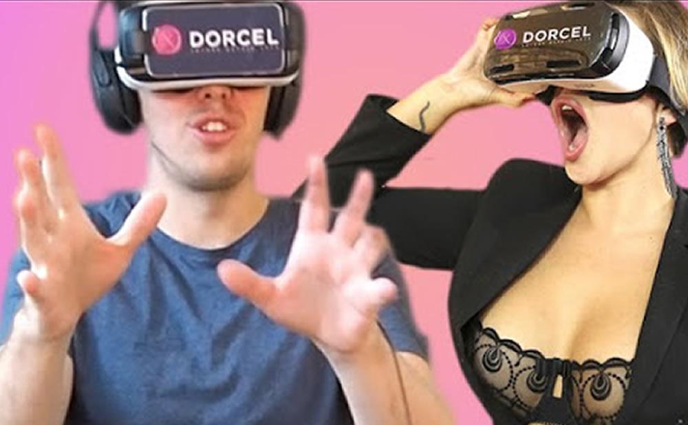 Sexo en realidad virtual fantasias