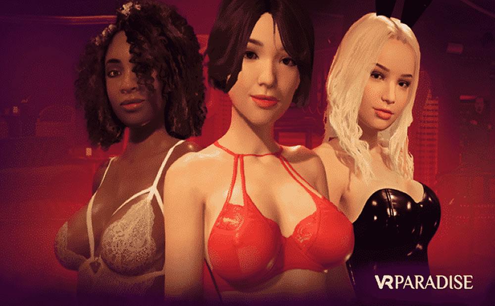 VRParadise: Un club de striptease en tu gafa de realidad virtual
