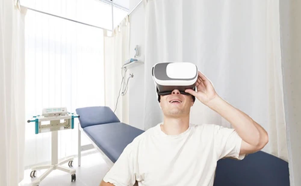 El porno de VR está ayudando a los hombres a masturbarse en las copas de las clínicas de fertilidad