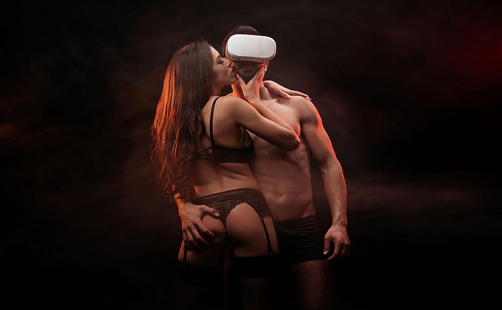 Las experiencias sexuales de VR más atractivas e inmersivas