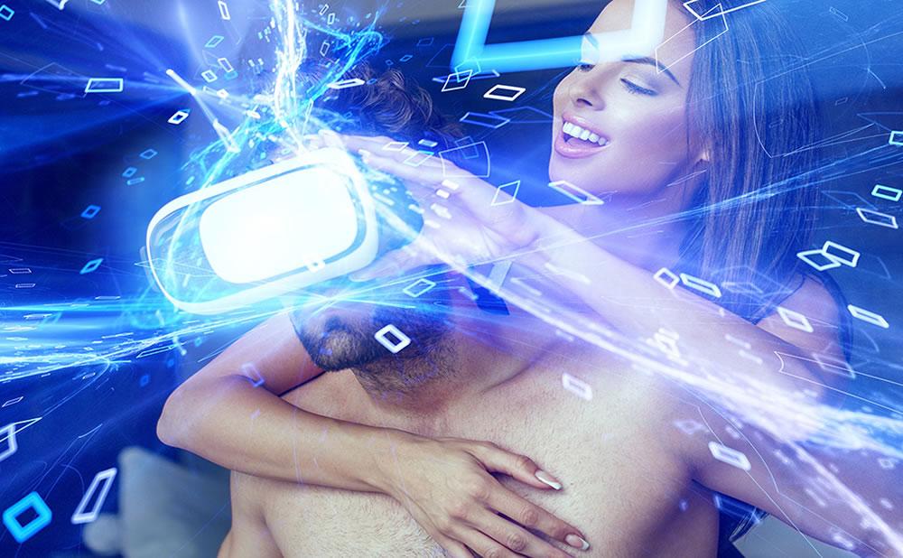 ¿Listo para ser tocado sexualmente en el porno de realidad virtual?