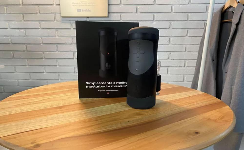 Masturbador práctico Handy en realidad virtual
