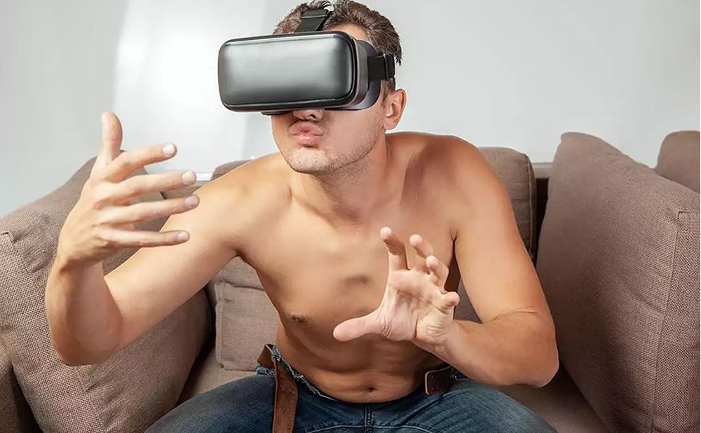 Realidad virtual: Los 3 mejores sitios porno