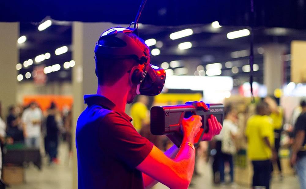 Realidad virtual para adultos en plataformas de juego
