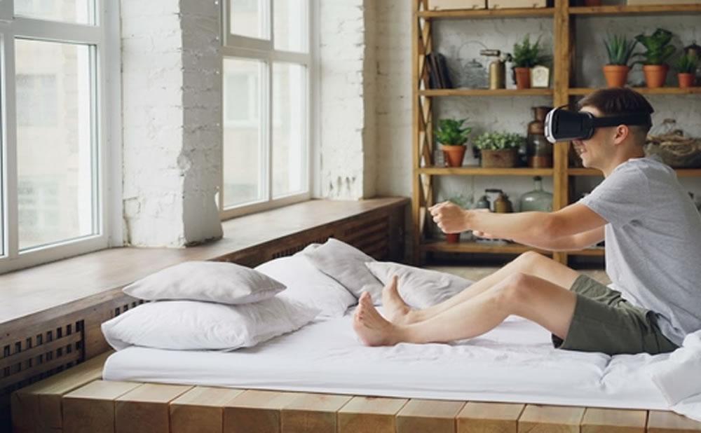 El mejor porno voyeur en la realidad virtual