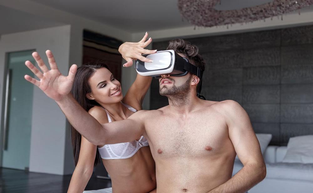 En el 2016, ocurre el nacimiento del porno en realidad virtual