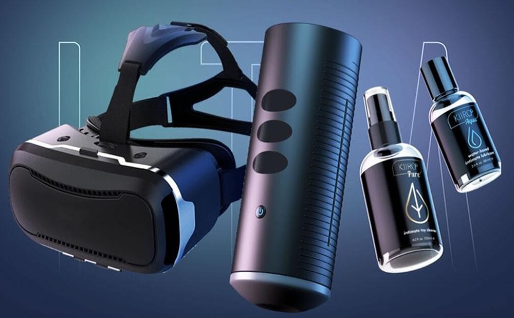 Titan VR, la gafa en realidad virtual diseñada para los aficionados al porno