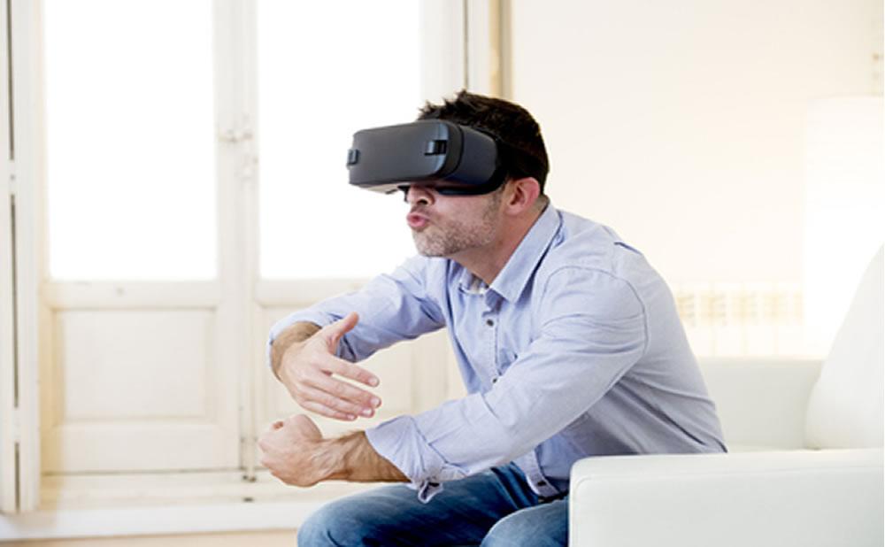 El porno en realidad virtual es la mejor cura para el estrés