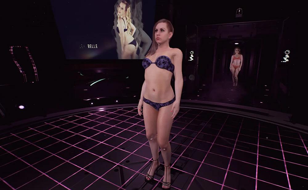 Holodexxx vs. Steam en realidad virtual