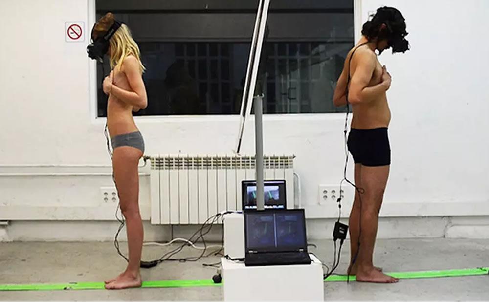 """""""El cuerpo que vi era el mío»: Un estudio de VR de intercambio sobre sexo provoca cambios en la identidad de género"""
