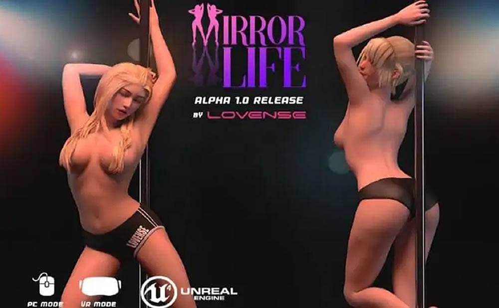 Mirror Life' de Lovense es un simulador de sexo de VR al que puedes jugar gratis