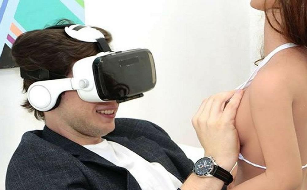 Una empresa de investigación predice una explosión de pornografía de VR